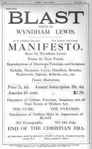 Manifesto Advertisement