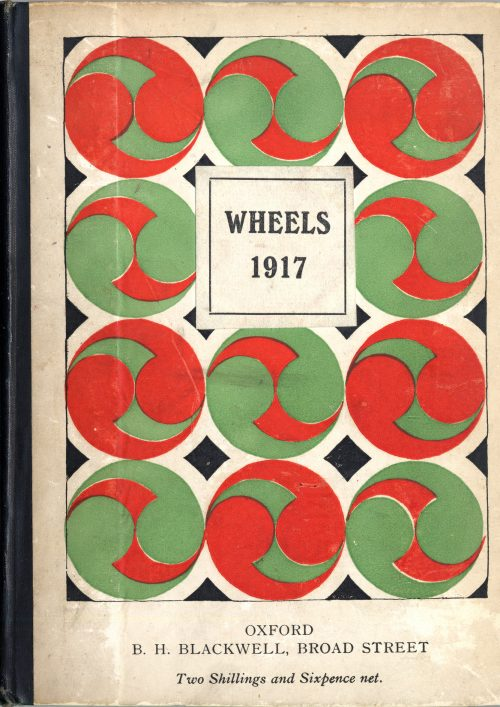 Cover page. Wheels. NO. 2(1917)