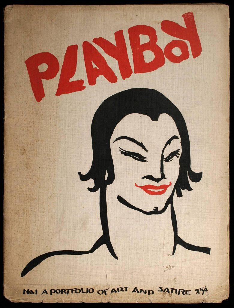 Playboy 1919 Cover Art